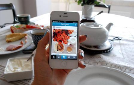 Как сделать снимки еды